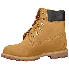 """ティンバーランド Timberland レディース ブーツ シューズ・靴【6"""" premium waterproof boots】Wheat"""
