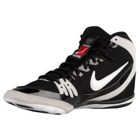 ナイキ Nike メンズ レスリング シューズ・靴【freek】Black/White