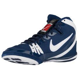 ナイキ Nike メンズ レスリング シューズ・靴【freek】Navy/White