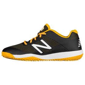 ニューバランス New Balance メンズ 野球 シューズ・靴【4040v4 turf】Black/Yellow