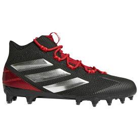 アディダス adidas メンズ アメリカンフットボール シューズ・靴【freak carbon mid】Power Red/White