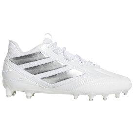 アディダス adidas メンズ アメリカンフットボール シューズ・靴【freak low】White/White/White