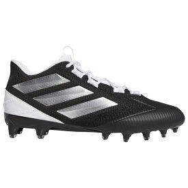 アディダス adidas メンズ アメリカンフットボール シューズ・靴【freak low】Core Black/White/Core Black