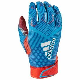 アディダス adidas メンズ アメリカンフットボール レシーバーグローブ グローブ【adizero 5-star 8.0 receiver glove】Berry Blast Snowcone