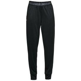 アンダーアーマー Under Armour レディース フィットネス・トレーニング ボトムス・パンツ【play up pants】Black