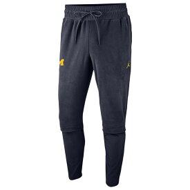 ナイキ ジョーダン Jordan メンズ フィットネス・トレーニング ボトムス・パンツ【college therma sphere max pants】NCAA Michigan Wolverines Navy