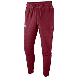 ナイキ ジョーダン Jordan メンズ フィットネス・トレーニング ボトムス・パンツ【college therma sphere max pants】NCAA Oklahoma Sooners Varsity Crimson
