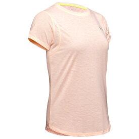 アンダーアーマー Under Armour レディース ランニング・ウォーキング Tシャツ トップス【streaker 2.0 t-shirt】Orange Dream