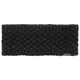 アディダス adidas レディース ヘアアクセサリー ヘッドバンド【sparkle headband】Black/Gold Lurex