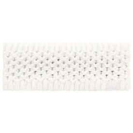 アディダス adidas レディース ヘアアクセサリー ヘッドバンド【sparkle headband】White/Silver Lurex