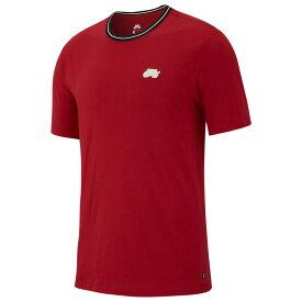 ナイキ Nike SB メンズ スケートボード トップス【striped rib s/s t-shirt】Team Crimson