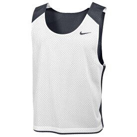 ナイキ Nike メンズ ラクロス タンクトップ トップス【team reversible lacrosse mesh tank】Team Anthracite/White/Team Anthracite