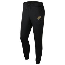 ナイキ Nike メンズ ジョガーパンツ ボトムス・パンツ【metallic club jogger】Black