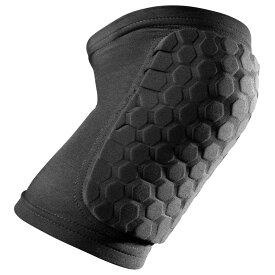 マクダビッド McDavid メンズ アメリカンフットボール プロテクター【hex knee/elbow/shin pad】Black Sold as a Pair