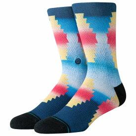 スタンス Stance メンズ ソックス インナー・下着【glass bleach crew socks】Multi