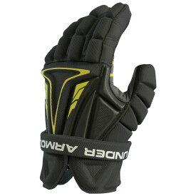 """アンダーアーマー Under Armour メンズ ラクロス グローブ【nexgen glove】Black Medium 12"""" Large 13"""""""