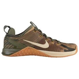 ナイキ Nike メンズ フィットネス・トレーニング シューズ・靴【Metcon DSX Flyknit 2】Olive Canvas/Neutral Olive/Gum Medium Brown
