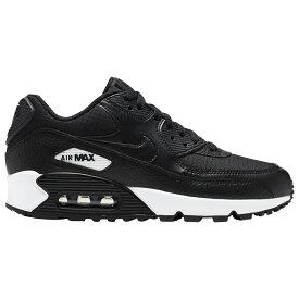 ナイキ Nike レディース ランニング・ウォーキング シューズ・靴【Air Max 90】Black/Black/Black/White