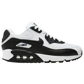 ナイキ Nike レディース ランニング・ウォーキング シューズ・靴【Air Max 90】White/Black/Black/White