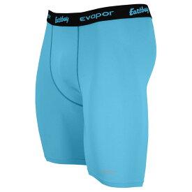 """イーストベイ Eastbay メンズ 野球 ボトムス・パンツ【EVAPOR Core 8"""" Compression Shorts 2.0】Columbia Blue"""