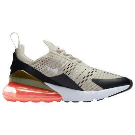 ナイキ Nike レディース ランニング・ウォーキング シューズ・靴【Air Max 270】Black/Light Bone/Hot Punch/White