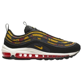 ナイキ Nike レディース ランニング・ウォーキング シューズ・靴【Air Max 97 SE】Black/University Gold/Sail/Bright Crimson Marche Botanical