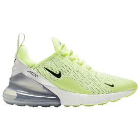 ナイキ Nike レディース ランニング・ウォーキング シューズ・靴【Air Max 270】Barely Volt/Black/Summit White/Metallic Silver Modern Metallic