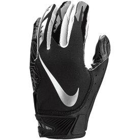 ナイキ Nike メンズ アメリカンフットボール グローブ【Vapor Jet 5.0 Football Gloves】Black/Black/Chrome