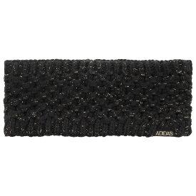 アディダス adidas レディース ヘアアクセサリー【Sparkle Headband】Black/Gold Lurex