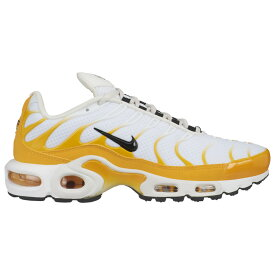 ナイキ Nike レディース ランニング・ウォーキング シューズ・靴【Air Max Plus】University Gold/Black/Pale Ivory/Summit White Icon Clash