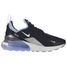 ナイキ Nike レディース ランニング・ウォーキング シューズ・靴【Air Max 270】Black/Aluminum/Summit White