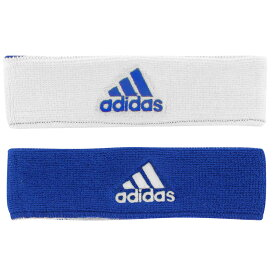 アディダス adidas メンズ ヘアアクセサリー【Interval Reversible Headband】Royal/White