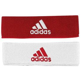 アディダス adidas メンズ ヘアアクセサリー【Interval Reversible Headband】Red/White