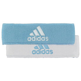 アディダス adidas メンズ ヘアアクセサリー【Interval Reversible Headband】Argentina Blue/White