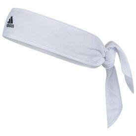 アディダス adidas メンズ ヘアアクセサリー【Tie II Hairband】White/Black