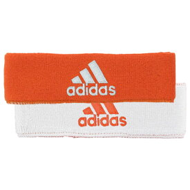 アディダス adidas メンズ ヘアアクセサリー【Interval Reversible Headband】Collegiate Orange/White
