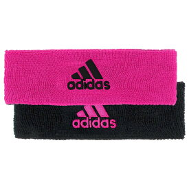 アディダス adidas メンズ ヘアアクセサリー【Interval Reversible Headband】Shock Pink/Black