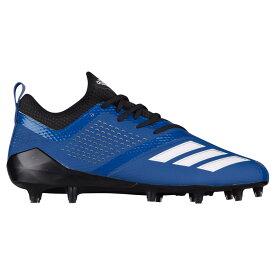 アディダス adidas メンズ アメリカンフットボール シューズ・靴【adiZero 5-Star 7.0】Black/Collegiate Royal