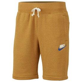 ナイキ Nike メンズ ショートパンツ ボトムス・パンツ【Heritage Shorts】Gold Suede Heather