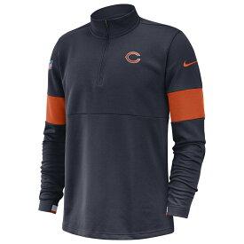 ナイキ Nike メンズ トップス ハーフジップ【NFL Therma 1/2 Zip Pullover Jacket】Marine