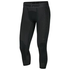 ナイキ Nike メンズ バスケットボール タイツ・スパッツ ボトムス・パンツ【3/4 Basketball Tights】Black