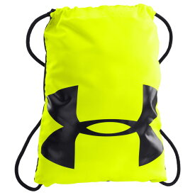 アンダーアーマー Under Armour ユニセックス バッグ 【Ozsee Sackpack】Hi Vis Yellow/Black/Black