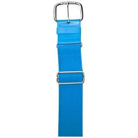 """オールスター All Star ユニセックス 野球 ベルト【1 1/2"""" Elastic Uniform Belt】Columbia Blue"""