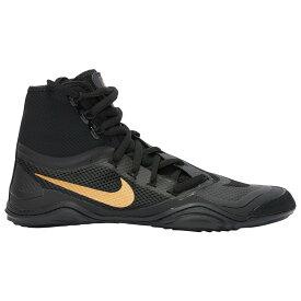 ナイキ Nike メンズ レスリング シューズ・靴【Hypersweep】Black/Gold