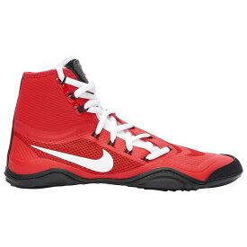ナイキ Nike メンズ レスリング シューズ・靴【Hypersweep】Red/White/Black