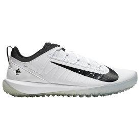 ナイキ Nike メンズ ラクロス シューズ・靴【Alpha Huarche 7 Pro Turf LAX】White/Black