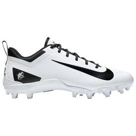 ナイキ Nike メンズ ラクロス シューズ・靴【Alpha Huarache 7 varsity LAX Low】White/Black/White