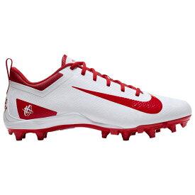 ナイキ Nike メンズ ラクロス シューズ・靴【Alpha Huarache 7 varsity LAX Low】White/University Red/White