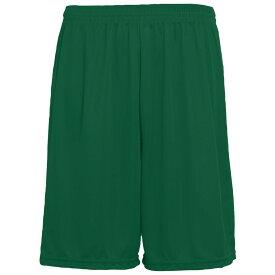 オーガスタスポーツウェア Augusta Sportswear メンズ フィットネス・トレーニング ショートパンツ ボトムス・パンツ【Team Training Shorts】Dark Green
