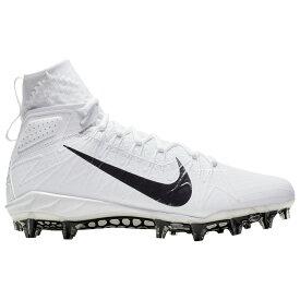 ナイキ Nike メンズ ラクロス シューズ・靴【Alpha Huarache 7 Elite LAX】White/Black/Black
